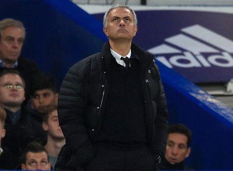Che trong tai, Mourinho lai sap bi phat - Anh 1