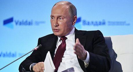 "Ong Putin: My la nuoc ""cong hoa chuoi""? - Anh 1"