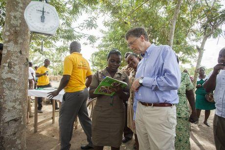 Bill Gates va hanh trinh tro thanh ty phu duoc nguong mo nhat hanh tinh - Anh 16