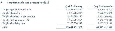 KVC giam san 13 phien va nhung dau hoi trong bao cao tai chinh - Anh 5