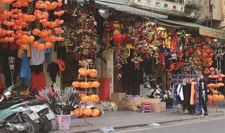 'Tu than giau mat' trong do hoa trang Halloween xuat xu Trung Quoc - Anh 1