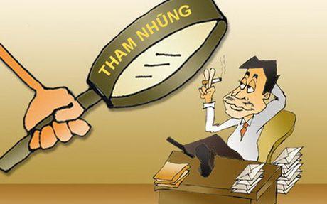 'Diem mat' han che cua cong tac phong chong tham nhung - Anh 1