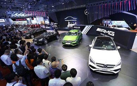 "Mercedes-Benz 2017: Se tap trung vao ""Dream Cars"" - Anh 1"