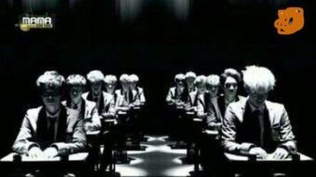 Nhom nam Kpop 'hung da' vi bat chuoc triet de EXO, V (BTS) - Anh 7