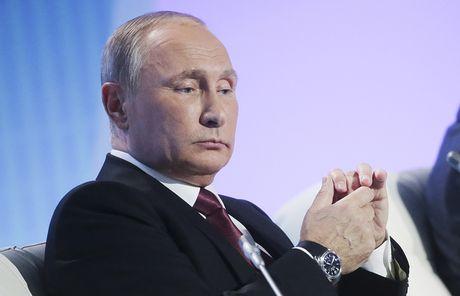 Putin: Nga khong 'ngo ngan' den muc di tan cong NATO - Anh 1
