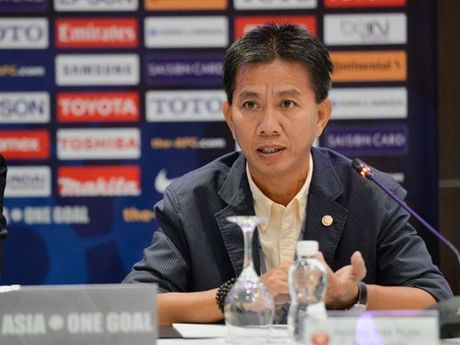 Trai long cua HLV Hoang Anh Tuan sau that bai cua U19 Viet Nam - Anh 1