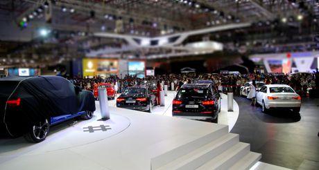 Diem mat 12 mau xe duoc Audi mang den VIMS 2016 - Anh 12