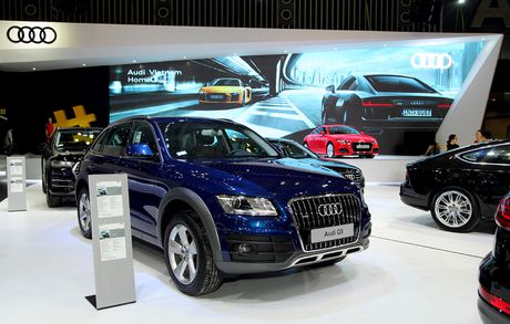 Diem mat 12 mau xe duoc Audi mang den VIMS 2016 - Anh 7