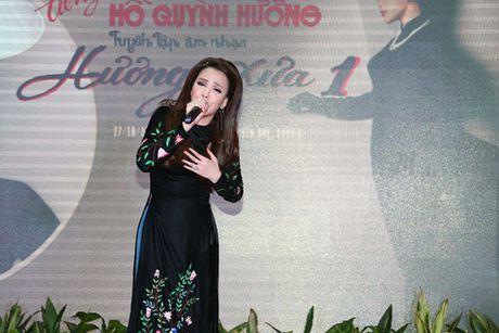 Ho Quynh Huong: Toi da roi khoi Vbiz roi... chi con tinh yeu am nhac - Anh 4