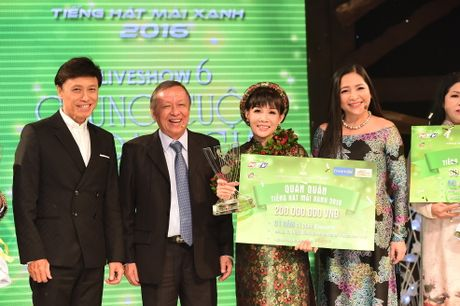 Bang nhac Pham Duy, Hong Van dang quang Tieng hat mai xanh - Anh 3