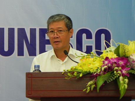 Bo Thong tin va Truyen thong to chuc hoi nghi tap huan ve ASEAN va UNESCO - Anh 1