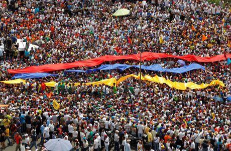 Venezuela: Tim kiem giai phap cho khung hoang chinh tri - Anh 1