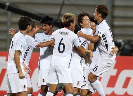 Khoanh khac U19 VN – U19 Nhat Ban: Chien dau het minh - Anh 6