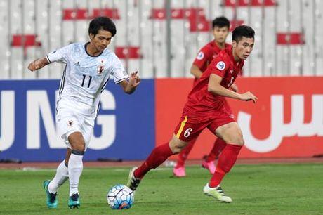 Khoanh khac U19 VN – U19 Nhat Ban: Chien dau het minh - Anh 7
