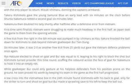 Fan chau A: U19 VN dang thua 0-6, khong xung vao ban ket - Anh 1