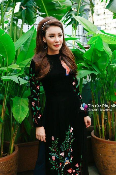 "Ho Quynh Huong ra mat album Bolero duoc ""thai nghen"" den 4 nam - Anh 1"