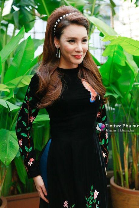 "Ho Quynh Huong ra mat album Bolero duoc ""thai nghen"" den 4 nam - Anh 2"