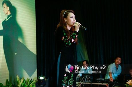 "Ho Quynh Huong ra mat album Bolero duoc ""thai nghen"" den 4 nam - Anh 5"