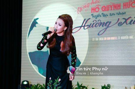 "Ho Quynh Huong ra mat album Bolero duoc ""thai nghen"" den 4 nam - Anh 6"