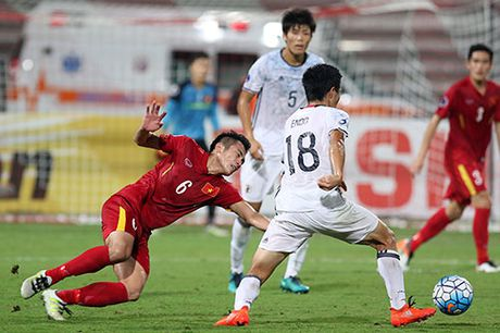 """U19 Viet Nam: Ve World Cup cung dung voi mo """"hoa rong"""" - Anh 2"""
