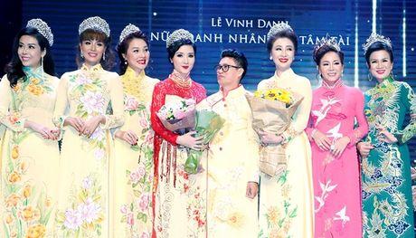 Hoa hau Giang My thay 3 bo trang phuc trong dem Sac Tam Tai - Anh 6