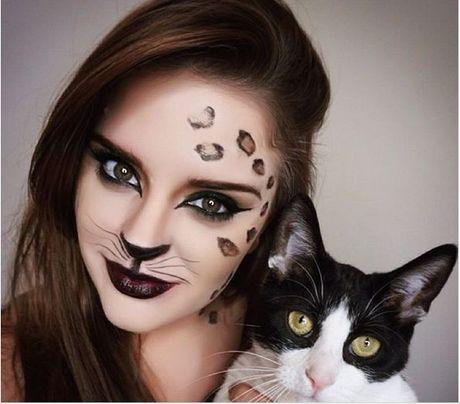 Goi y cach trang diem 'ma quai' nhat cho ngay Halloween - Anh 6