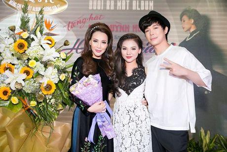Ho Quynh Huong ra mat album nhac Bolero chon loc suot 4 nam - Anh 1