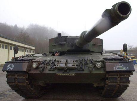 Duc quyet dinh dua sieu tang Leopard 2 toi phia Dong chau Au - Anh 1