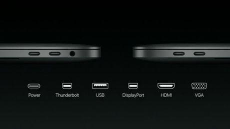 Nhung thu Apple 'phu phang' loai bo tren MacBook Pro 2016 - Anh 1