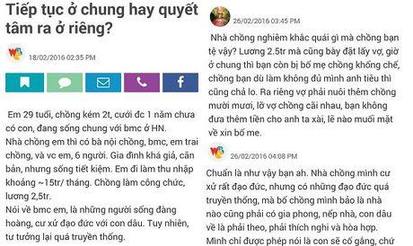 "Muon mat chuyen ""o chung, ra rieng"" - Anh 3"