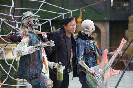 Bung no voi Le hoi Halloween tai Ba Na Hills - Anh 2