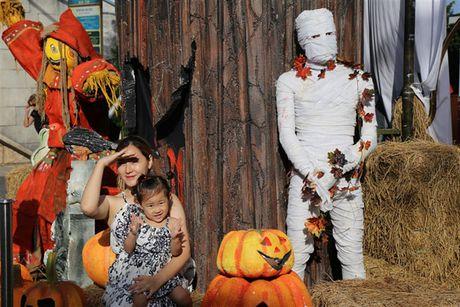 Bung no voi Le hoi Halloween tai Ba Na Hills - Anh 5