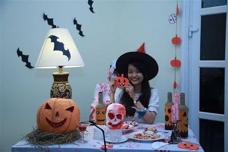 Bung no voi Le hoi Halloween tai Ba Na Hills - Anh 7