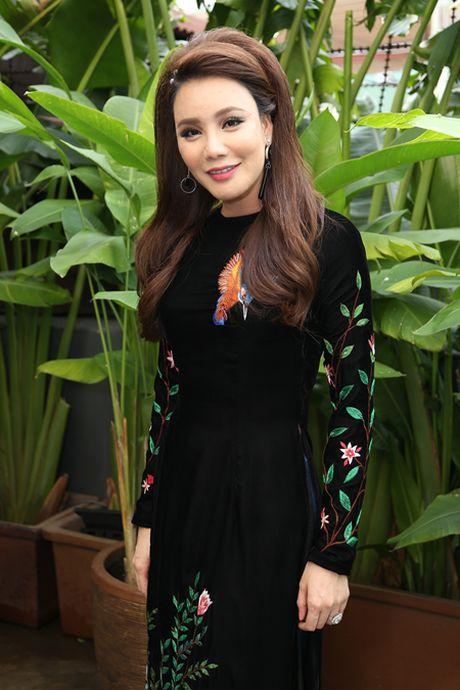 Ho Quynh Huong ra mat album bolero 'Huong xua' - Anh 2