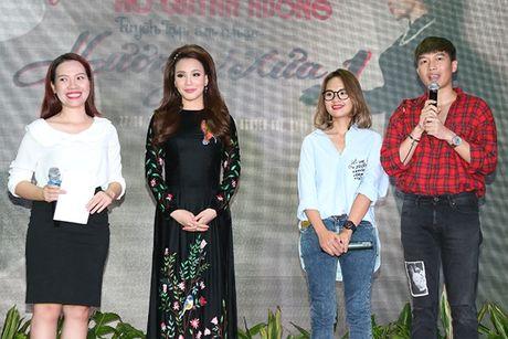 Ho Quynh Huong ra mat album bolero 'Huong xua' - Anh 3