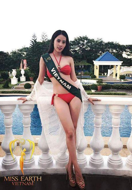 Nam Em dang tran tre hy vong mang chiec vuong mien Miss Earth 2016 - Anh 3