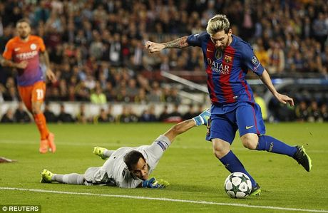 Khong co Messi, Neymar chang la gi! - Anh 3