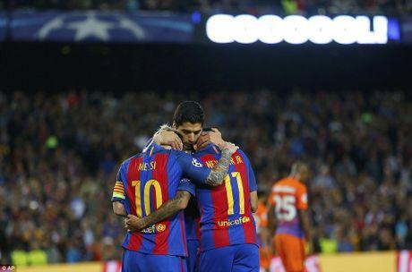 Khong co Messi, Neymar chang la gi! - Anh 4
