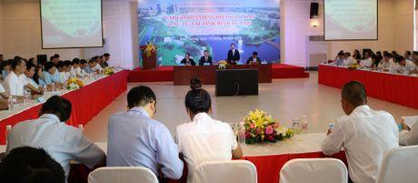 Binh Duong gap go doanh nghiep Dai Loan - Anh 1