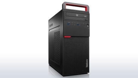 Lenovo tung ra desktop ThinkCentre M700 gia 7,3 trieu - Anh 1
