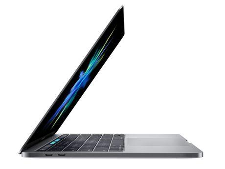 Macbook Pro ra mat voi Touchbar, van tay, gia tu 1.799USD - Anh 3