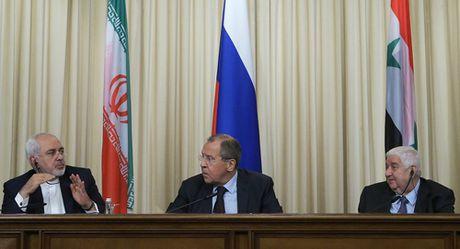 Nga, Syria va Iran da tim ra cach tieu diet khung bo - Anh 1