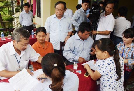 Thua Thien Hue da chi tra 40 ty dong tien den bu cua Formosa - Anh 1