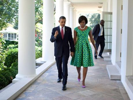 44 buc anh cho thay su thay doi trong phong cach cua Michelle Obama (Phan 1) - Anh 11