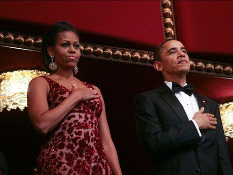 44 buc anh cho thay su thay doi trong phong cach cua Michelle Obama (Phan 1) - Anh 12