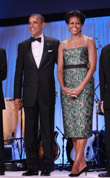 44 buc anh cho thay su thay doi trong phong cach cua Michelle Obama (Phan 1) - Anh 17