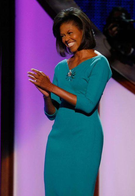 44 buc anh cho thay su thay doi trong phong cach cua Michelle Obama (Phan 1) - Anh 1