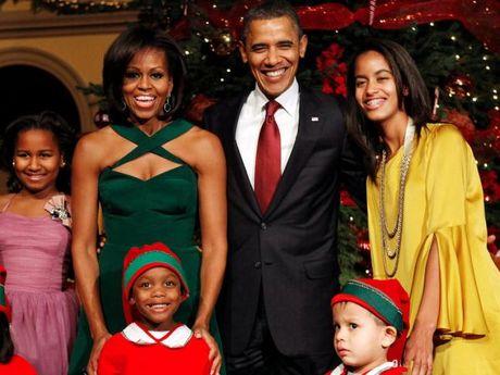44 buc anh cho thay su thay doi trong phong cach cua Michelle Obama (Phan 1) - Anh 20