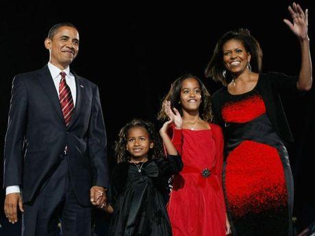 44 buc anh cho thay su thay doi trong phong cach cua Michelle Obama (Phan 1) - Anh 2