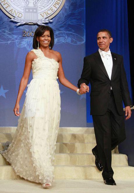 44 buc anh cho thay su thay doi trong phong cach cua Michelle Obama (Phan 1) - Anh 3